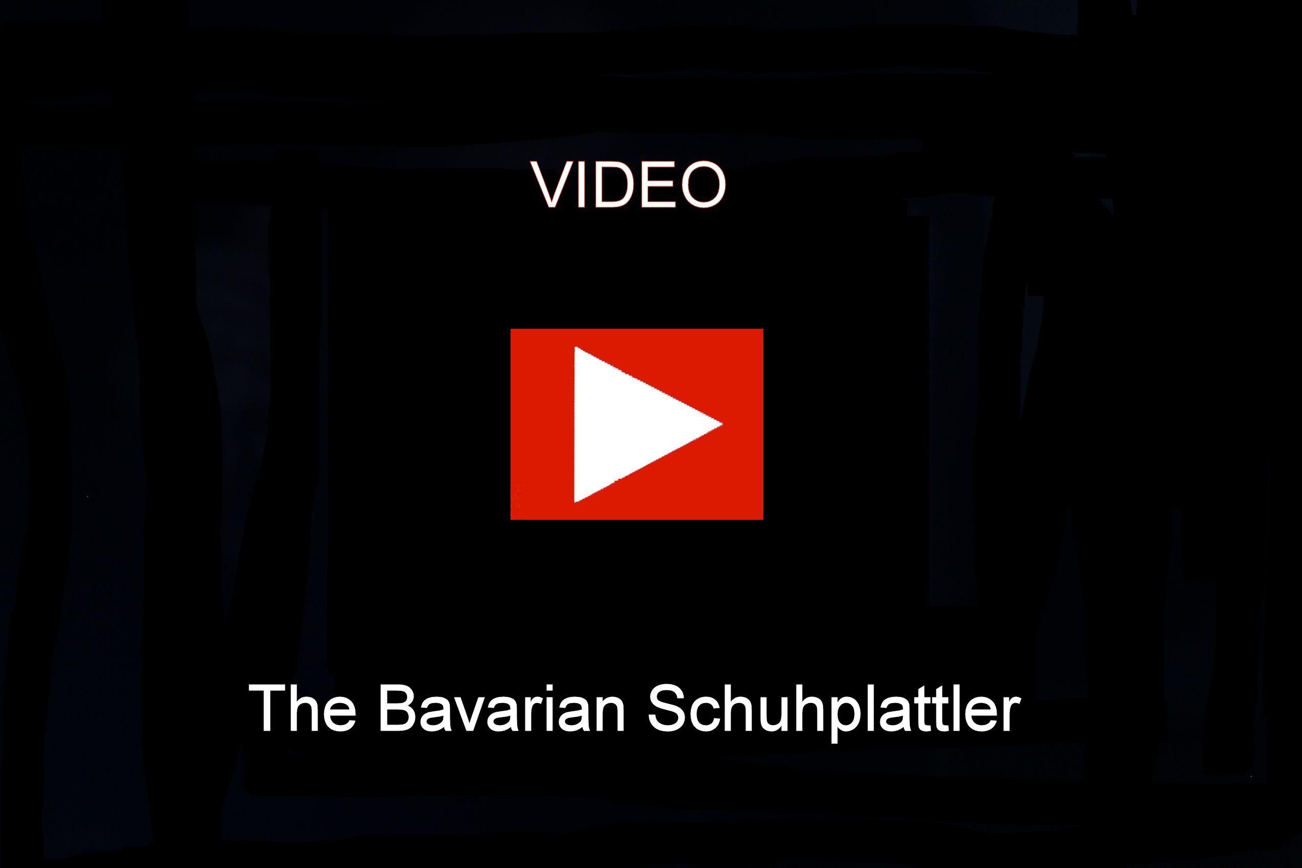 Trenkle - The Bavarian Schuhplattler  6,3 Inches