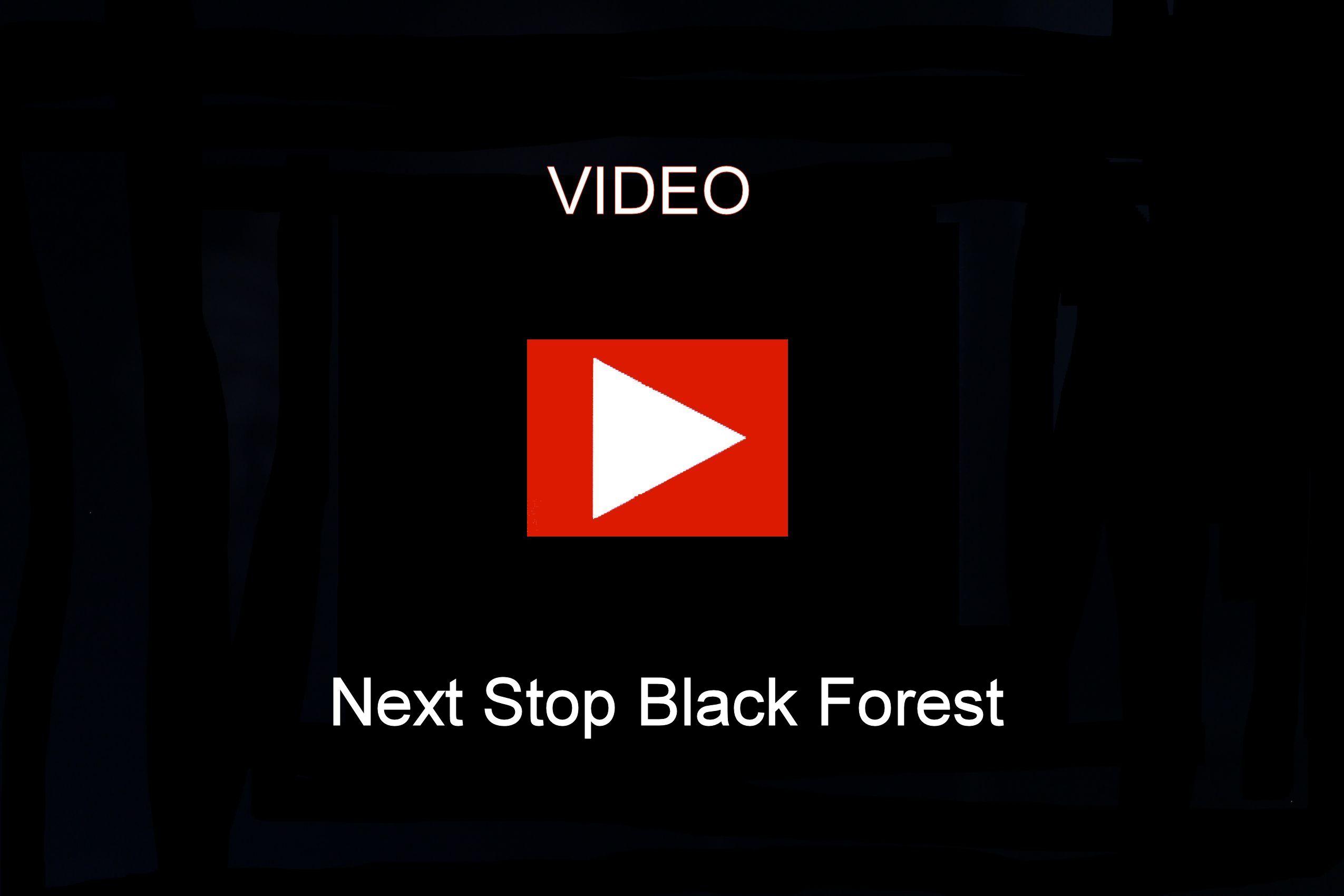 HerrZeit Cuckoo Clock - Next Stop Black Forest